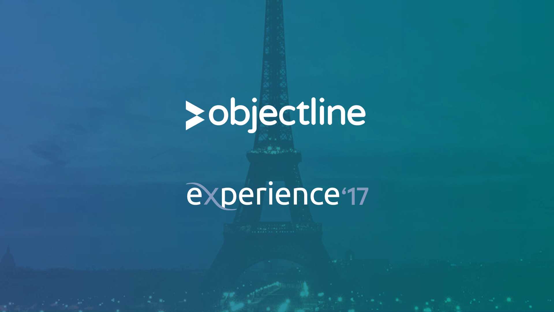 Experience '17 Paris-sponsors-Objectline